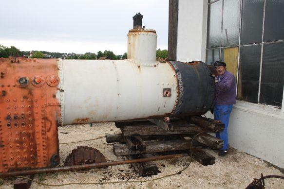 HMB - Dampflokomotive 11